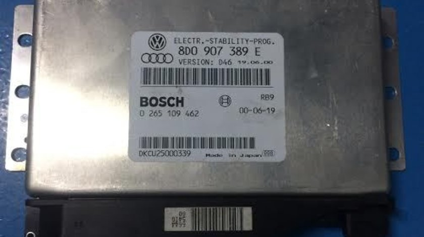 Calculator ABS Audi A6 4B C5 an 1997 - 2005 cod 8D0907389E