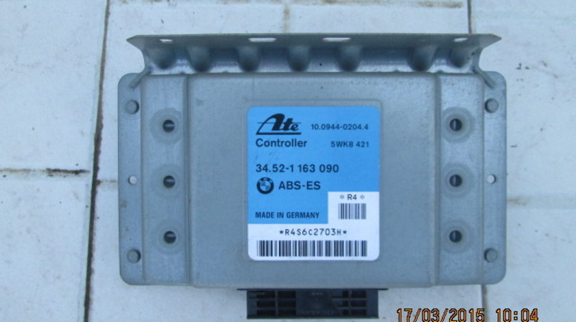 Calculator abs BMW E36