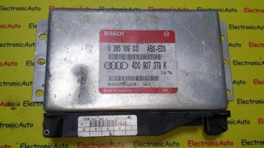 Calculator ABS-EDS Audi A6 0265109031, 4D0907379K