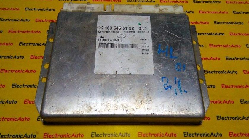 Calculator ABS ESP Mercedes 1635456132Q0, 347277