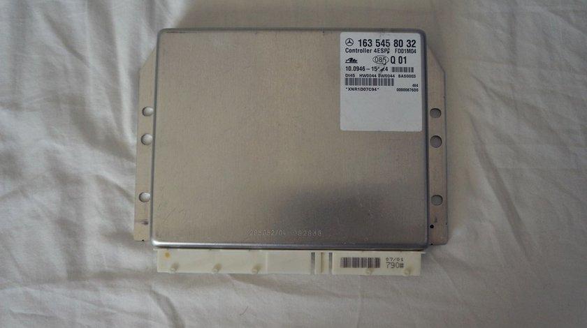 Calculator ABS ESP Mercedes ML w163 1635458032