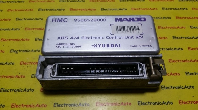Calculator ABS Hyundai Coupe 9566129000, 6400070105