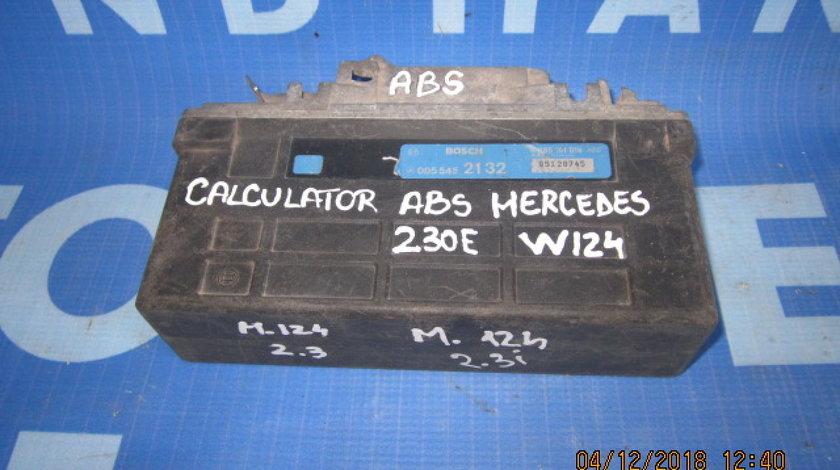 Calculator ABS Mercedes 230E W124; 0055452132