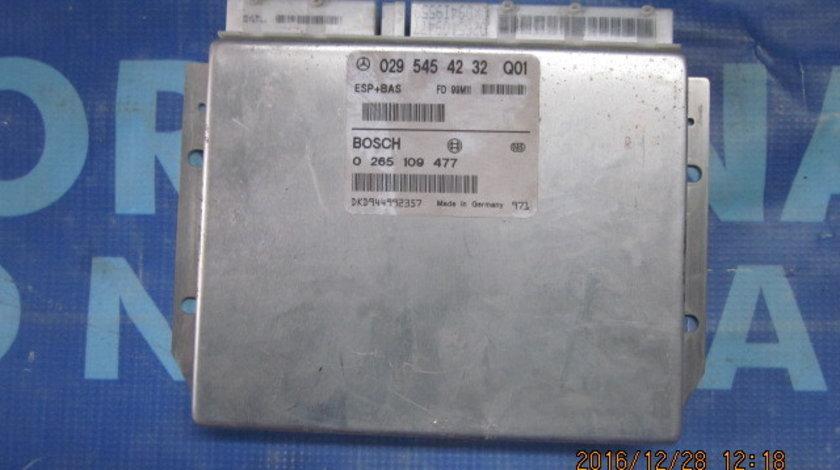 Calculator ABS Mercedes A140 W168: Bosch 0 265 109 477