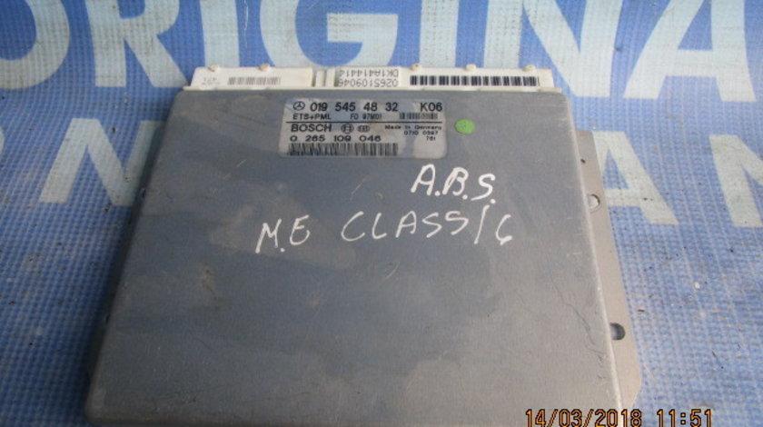 Calculator ABS Mercedes E220 W210 ; 0195454832
