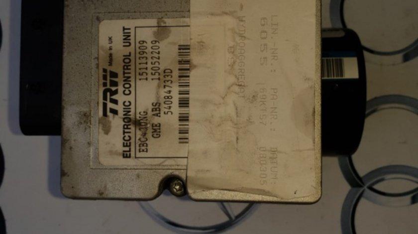 Calculator ABS Opel Vectra C