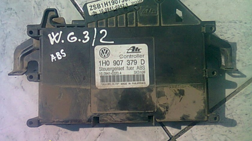 Calculator ABS VW Golf 3