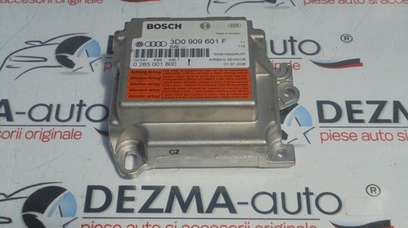 Calculator airbag 3D0909601F, 0285001800, Vw Touareg (7LA, 7L6) 2.5 tdi (id:256772)