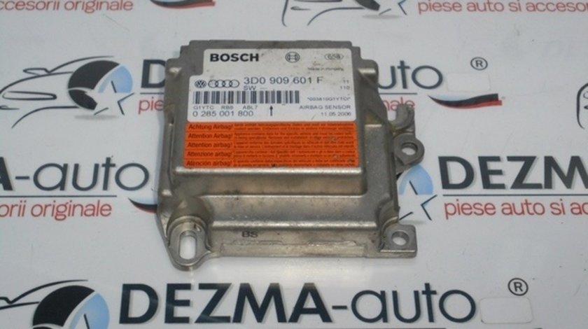 Calculator airbag, 3D0909601F, Vw Touareg (7LA, 7L6) 3.0tdi (id:186280)