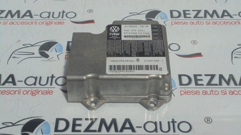 Calculator airbag, 5N0959655J, Vw Passat CC, 2.0tdi (id:257230)