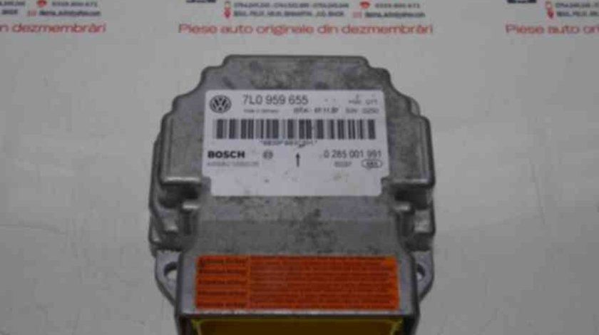 Calculator airbag 7L0959655, Vw Touareg (7LA) 2.5 tdi (id:299327)