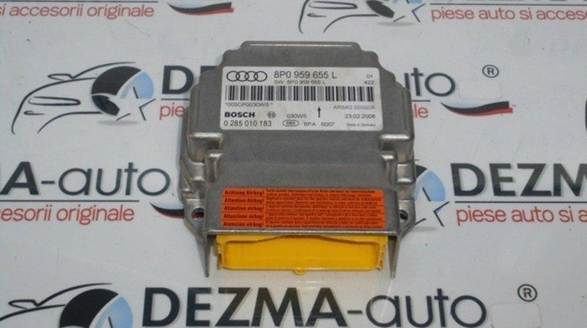 Calculator airbag, 8P0959655L, Audi A3 (8P1) 1.6B (id:234669)
