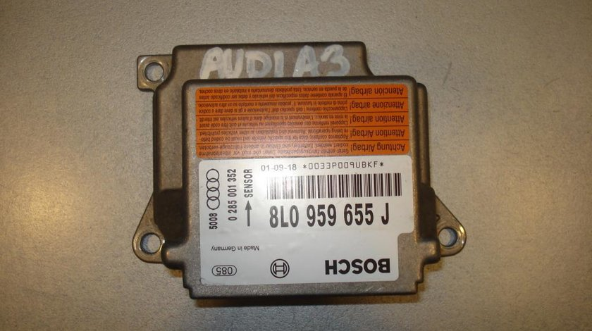 Calculator airbag Audi A3 8L 1999