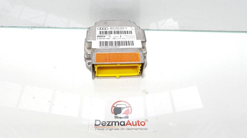 Calculator airbag, Audi A4 (8EC, B7) [Fabr 2004-2008] 8E0959655G (id:408346)