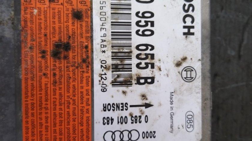 Calculator airbag audi a4 b6 8e0959655b