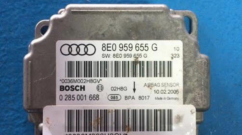 Calculator airbag Audi A4 B7 8E0959655G