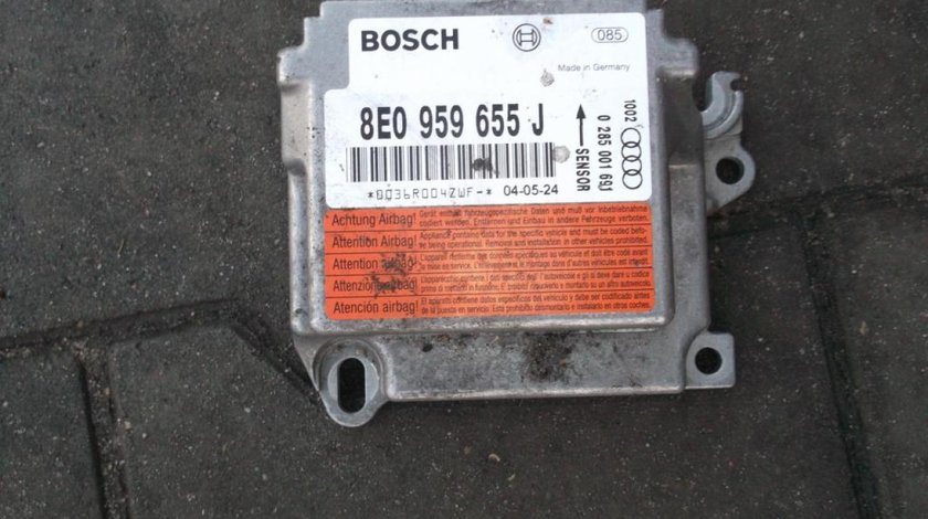 Calculator airbag Audi A4 B7 8E0959655J