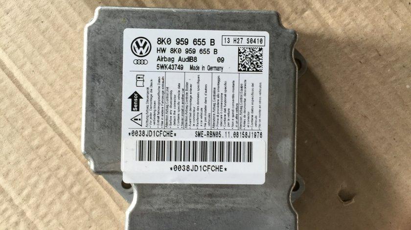Calculator airbag AUDI A4 B8 2009 2010 2011 2012