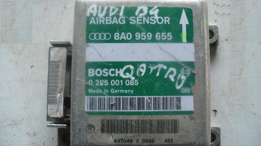 Calculator airbag Audi A4