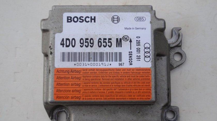 Calculator airbag Audi A8 4D0959655M