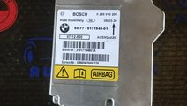 Calculator airbag BMW X5 E70 0285010250