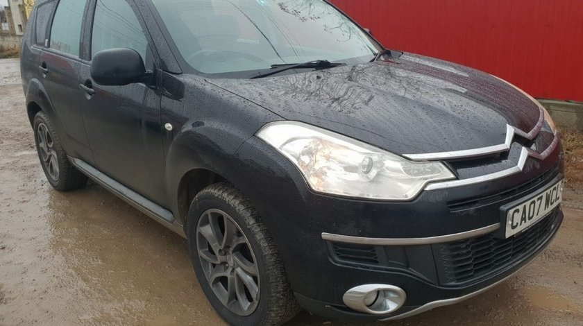 Calculator airbag Citroen C-Crosser 2008 4x4 2.2 hdi