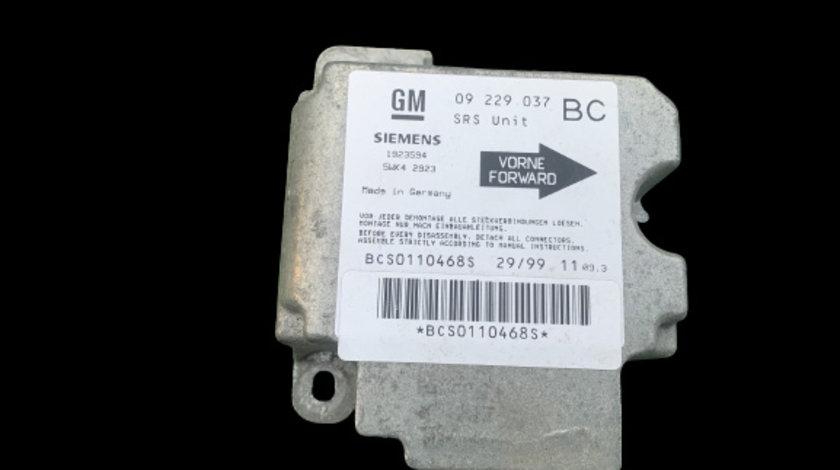 Calculator airbag Cod: 09229037 Opel Astra G [1998 - 2009] Hatchback 5-usi 1.6 MT (75 hp) (F48_ F08_)