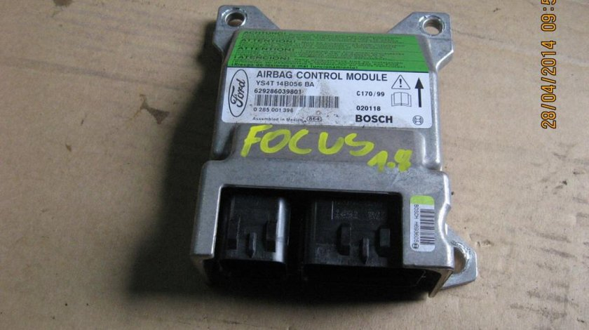 Calculator airbag Ford Focus 1,COD YS4T14B056BA