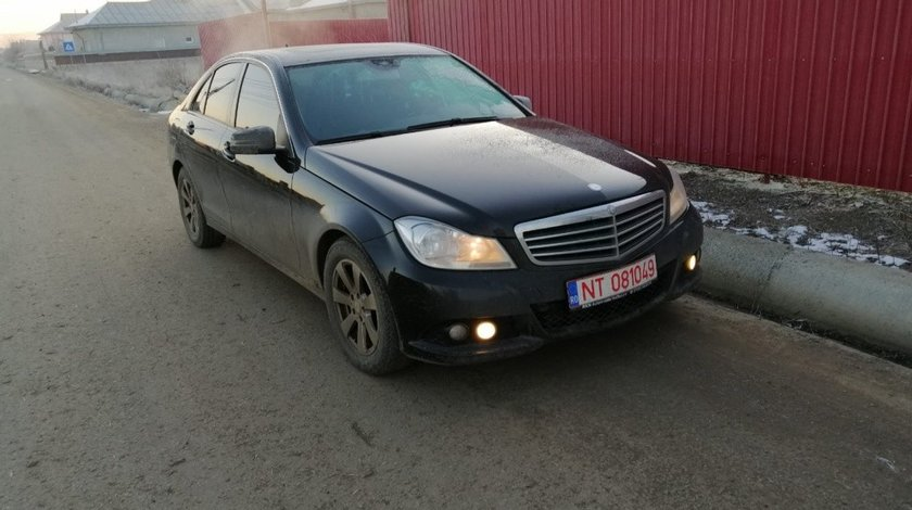 Calculator airbag Mercedes C-Class W204 2014 facelift 2.2 cdi om651
