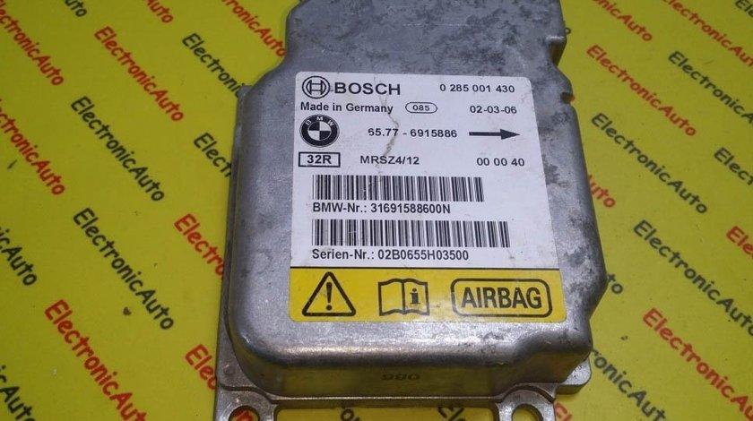 Calculator airbag Mini Cooper 65776915886