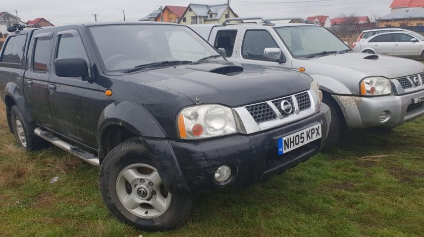 Calculator airbag Nissan Navara 2003 4x4 d22 2.5 d