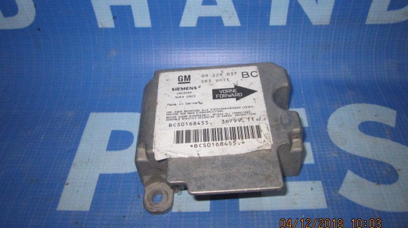 Calculator airbag Opel Astra G; 09009037