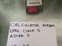 Calculator airbag opel corsa b si opel astra f