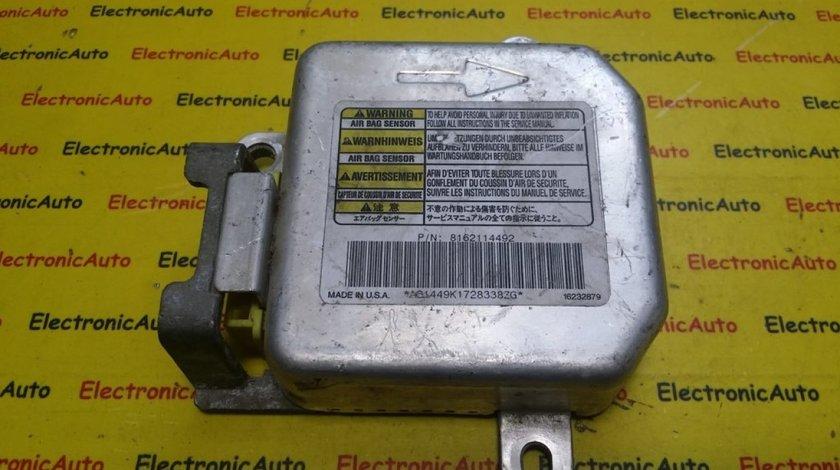 Calculator Airbag Opel Frontera 8162114492, 16232879