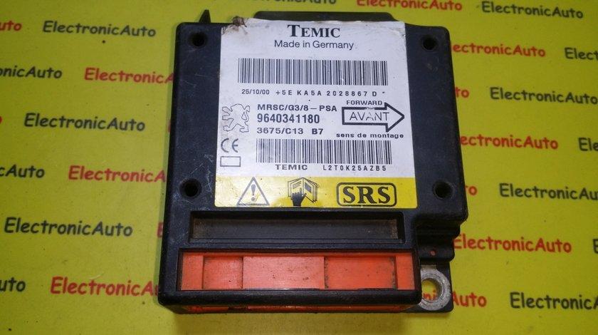Calculator airbag Peugeot 607 9640341180