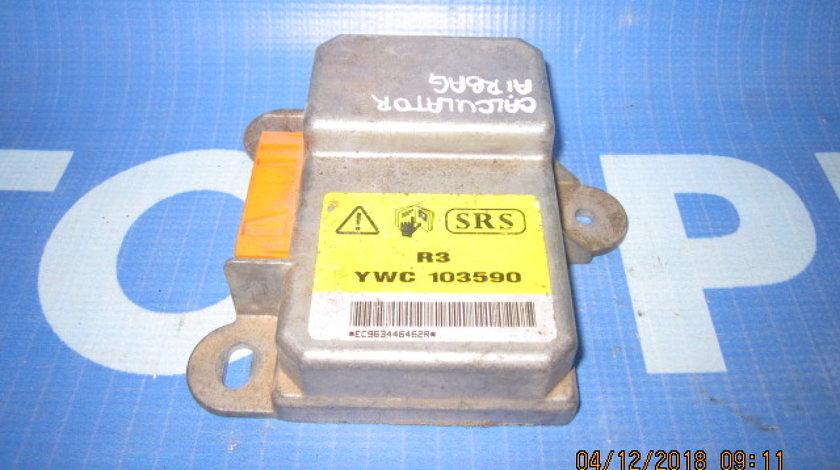 Calculator airbag Rover 200; YWC103590