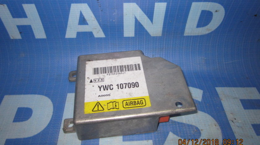Calculator airbag Rover 75;  YWC107090
