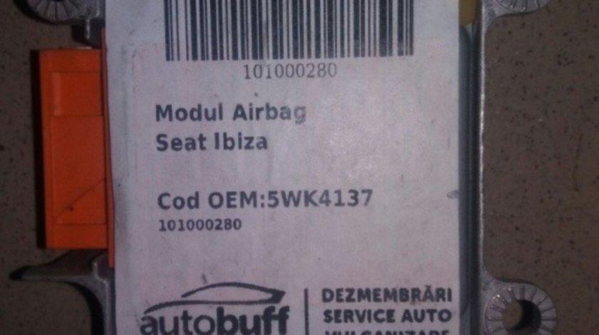 Calculator Airbag Seat Ibiza -5WK4137
