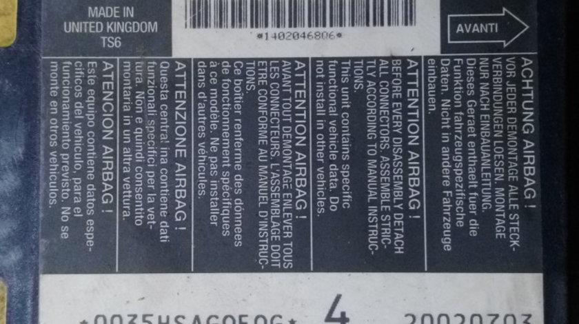 Calculator airbag Seat Ibiza 6Q0909605R
