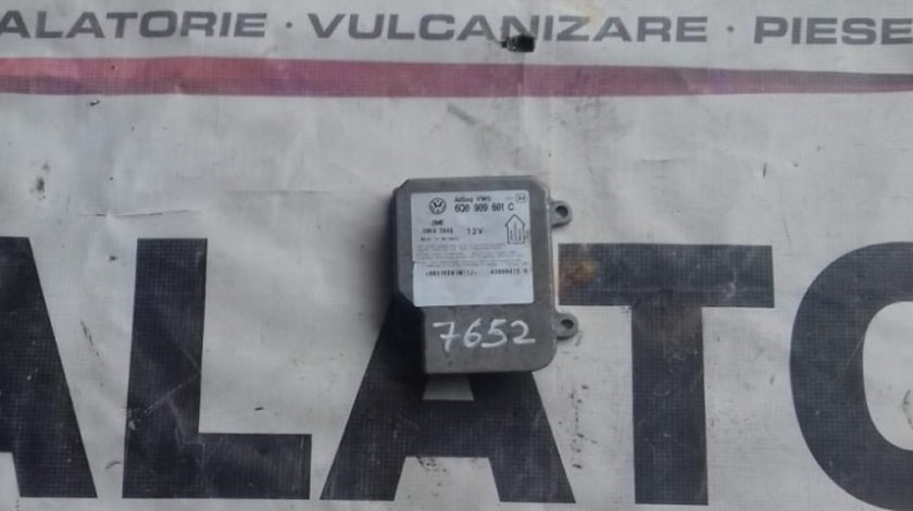 Calculator airbag Skoda Fabia