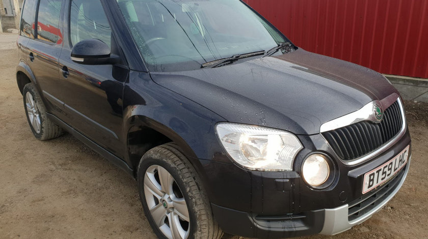 Calculator airbag Skoda Yeti 2009 5l 2.0tdi CFH