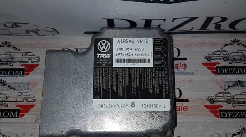 Calculator airbag-uri 5n0959655j vw passat cc 2008-2012