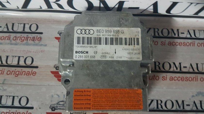 Calculator airbag-uri 8e0959655G audi a4 b7