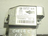 Calculator airbag uri opel corsa C 1 2 Benzina 2002
