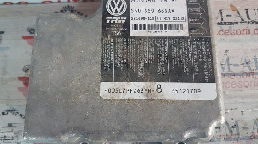 Calculator airbag-uri vw passat cc 5N0959655AA
