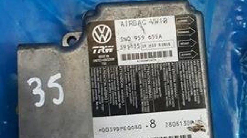 Calculator airbag-uri vw passat cc cod 5n0959655a