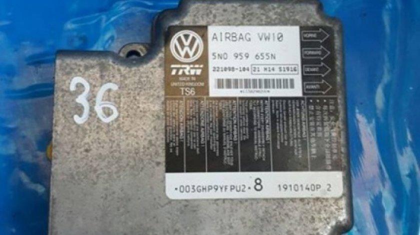Calculator airbag-uri vw passat cc cod 5n0959655n