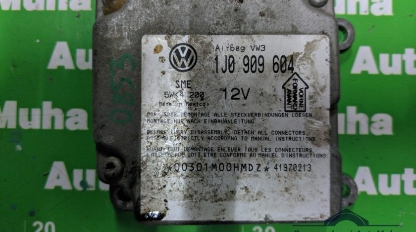 Calculator airbag Volkswagen Bora (1998-2005) 1J0909604