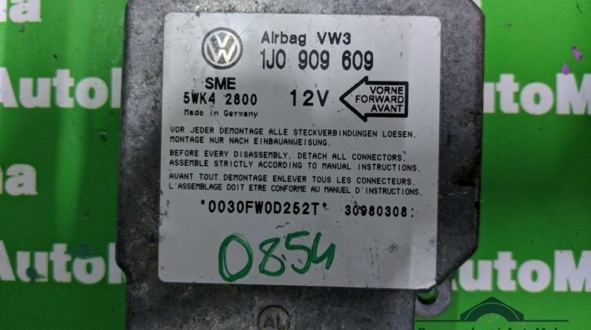 Calculator airbag Volkswagen Bora (1998-2005) 1J0909609
