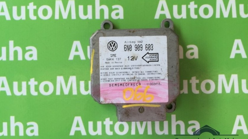 Calculator airbag Volkswagen Golf 4 (1997-2005) 6N0 909 603